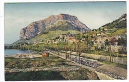 Environs De GRENOBLE  SAINT MARTIN LE VINOUX  Le Neron  ( Roulotte ) - Grenoble