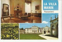 80063 LA VILLA MANIN DI PASSARIANO UDINE - Udine