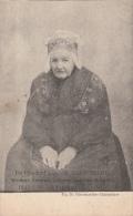 Cpa/pk 1911 Honderdjarige Vrouw Geboren 1811 Vermast - Roegiers Bassevelde , - Assenede