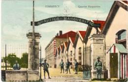 COMMERCY - Quartier Margueritte (Caserne)   (69367) - Commercy