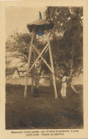 Cote D' Or Clocher De Salt Pont Sonneur De Cloche Bell Ringing - Ghana - Gold Coast