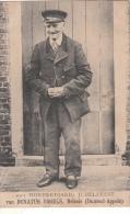 Cpa/pk 1912 Honderdjarige Man Geboren 1812 Donatus Vogels Belsele ( Duizend- Appels ) - Dendermonde
