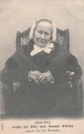 Cpa/pk 1912  Eerste Honderdjarige Waarschootse  Vrouw Geboren 1812 Amélie De Reu Waarschoot - Waarschoot