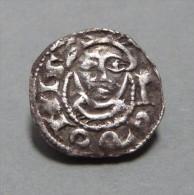 Denier Anonyme De Lons-le-Saunier (vers An 1000), Argent, RARE !!!!!!!!!!!!! - 476-1789 Monnaies Seigneuriales
