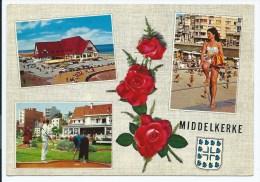 M-A@ CP MULTIVUES MIDDELKERKE, FLANDRE OCCIDENTALE, BELGIQUE - Middelkerke
