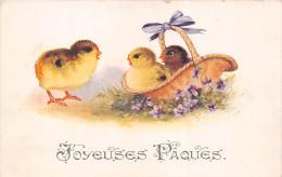 ¤¤  -    Joyeuses Pâques   -  Poussins    -  ¤¤ - Pâques