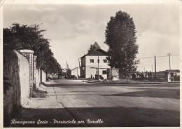 ROMAGNANO SESIA - Provinciale Per Varallo ( En L'état ) - Asti