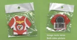 Magnet Publicitaire Advertising Aimant Sport Lisboa E Benfica PORTUGAL - Magnets