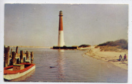 Etats-Unis--New Jersey--Long Beach Island--BARNEGAT (phare) Construit En 1858 - Etats-Unis