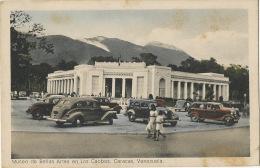 Museo De Bellas Artes En Los Caobos  Caracas  Editor Domingo Abreu American Cars - Venezuela