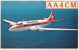 Prinair AA4CM Airline Based In San Juan St Martin, St Kitts Guadeloupe  Antigua  Santo Domingo De Havilland - Puerto Rico