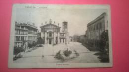 Saluti Da Mantova - Piazza Sordello - Mantova