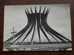 La Cathédrale - Anno +/-1967 ( Pharma VOSOL - Zie/voir Foto Voor Details ) !! - Brasilia