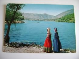 ABRUZZO   COSTUME     TIPICO    VIAGGIATA  COME DA FOTO - Costumes