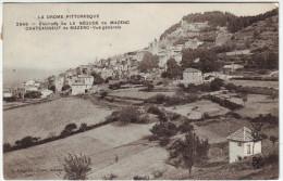 26 Environs De  La Bégude De Mazenc Châteauneuf  De Mazenc Vue Générale - Autres Communes