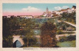 CHATEAUPONSAC PONT ROMAIN ET VUE GENERALE(dil150) - Chateauponsac