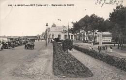 CPA La Baule Sur Mer - Esplanade Du Casino - La Baule-Escoublac