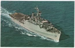 U.S.S. RALEIGH (LPD-1) - Guerra