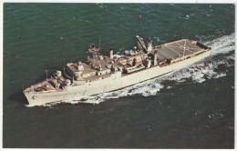 U.S.S. PORTLAND (LSD-37) - Guerra