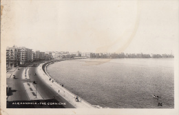 EGYPT - Alexandria 1960 - The Corniche - Alexandrie