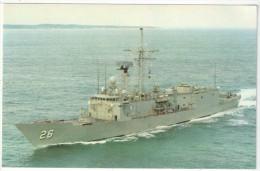 U.S.S. GALLERY (FFG-26) - Guerra