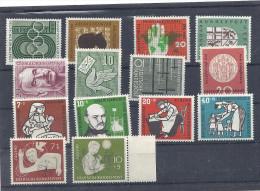Deutschland Germany Brd Mi Nr 243 - 246 247 248 240  And More Mint Mnh Postfrisch - [7] République Fédérale
