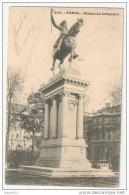 F873 75 PARIS  STATUE DE LAFAYETTE 1903 CACHET TIMBRE - Autres Monuments, édifices