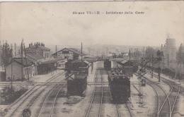 ¤¤  IS-sur-TILLE -   Intérieur De La Gare   ¤¤ - Is Sur Tille