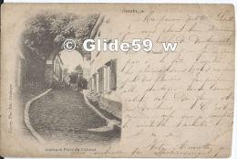CASSEL - Ancienne Porte Du Château (animée) - Cassel