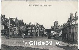 MONT-CASSEL - Grand-Place - Cassel
