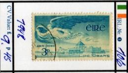 IRELAND REPUBLIC#  COMMEMORATIVES (IRL- 260-4 (1) - Airmail