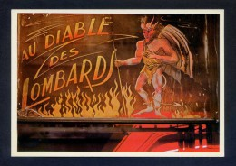 Foto: Jean-Pierre Buel *Au Diable Des Lombards* Ed. MCC. Nueva. - Sin Clasificación