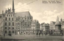 BELGIQUE - ANVERS  - MECHELEN - MALINES - Grand' Place - De Groote Markt. - Malines
