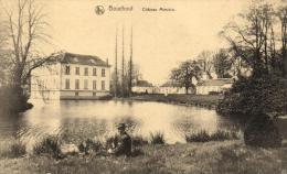 BELGIQUE - ANVERS  - BOECHOUT - BOUCHOUT - Château De Moretus. - Boechout