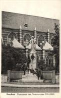 BELGIQUE - ANVERS  - BOECHOUT - BOUCHOUT - Monument Der Gesneuvelden 1914-1918. - Boechout
