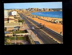 EL ARENAL Mallorca : Playa De Palma  ( Auto Renault 4L R4 ) Mini Golf - España