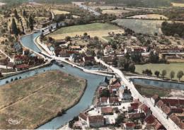 89 - ROGNY / VUE AERIENNE SUR LE LOING ET LE CANAL DE BRIARE - Autres Communes