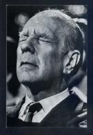 Foto: Eduardo Comesaña *Jorge Luis Borges* Ed. La Azotea - Argentina. Escrita. - Illustrators & Photographers