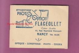 Petit Album De 8 Photos - à Identifier Moselle Ou Vosges - Cavalcade Et Manège Auto Skooter Parmentelot - Album & Collezioni