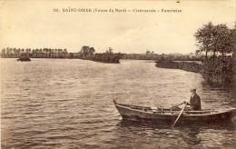 CPA - SAINT-OMER, Clairmarais, Romelaère - 2 Scans - Saint Omer