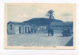 Tatahouine.  La Caserne.  Grande Cour Et L'Hôpital. - Tunisie