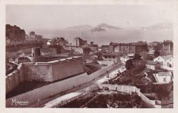 MARSEILLE LE FORT SAINT JEAN ET LES ILES (dil145) - Marseilles