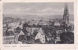 AK Oelsnitz I. Vogtland - Gesamtansicht - 1942 (5963) - Oelsnitz I. Vogtl.