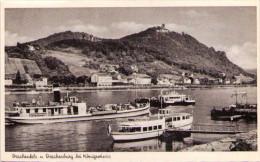 Drachenfels U. Drachenburg Bei Königswinter - Koenigswinter
