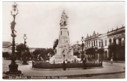 BRESIL/BRAZIL - SANTOS - MONUMENTO DE BRAZ CUBAS - Brasile