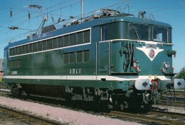 FRANCE : CREPY EN VALOIS (60) BB 17003  En 1965 Détails  2ème Scan - Trenes