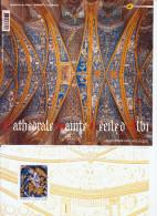 FRANCE 2009 BLOC SOUVENIR N°36 CATHEDRALE STE CECILE ALBI COTE 9 EUROS - Blocs Souvenir