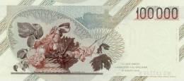 ITALY P. 110a 100000 L 1985 UNC - 100.000 Lire