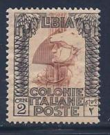 Libya, Scott # 48 Mint Hinged Roman Legionary, 1924, Thin - Libya