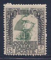 Libya, Scott # 49 MNH Roman Legionary, 1924 - Libya